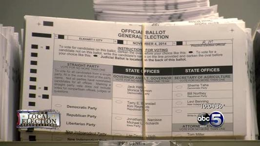 Iowa Campaigns Battle Over Absentee Ballots_-7461669273783090738