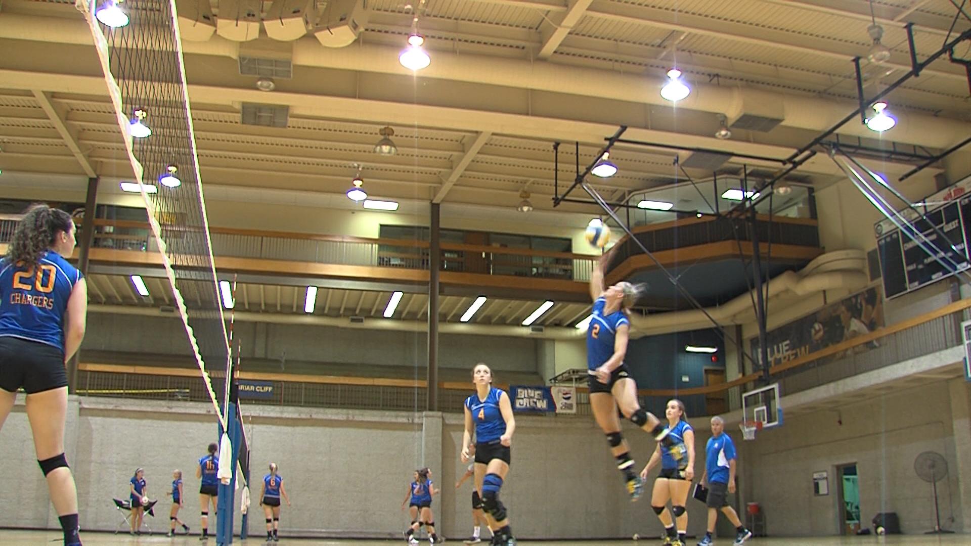 Briar Cliff Volleyball Media Day