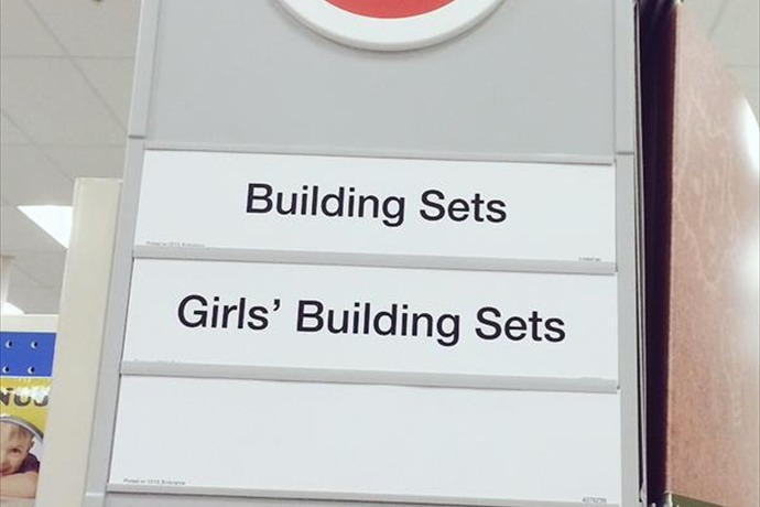 Target's Gender Sign