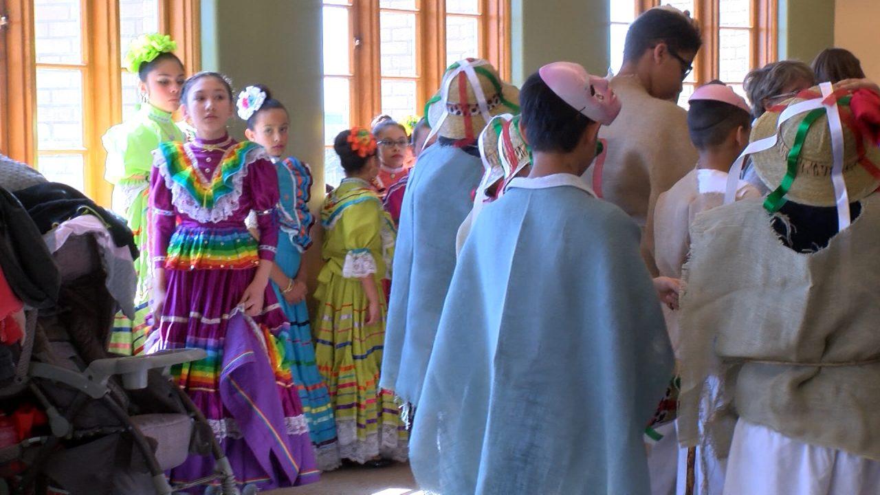 faces of Siouxland multicultural fair