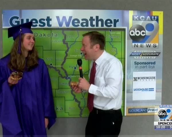 Best Of The Class Guest Weather 10pm 4/26/17