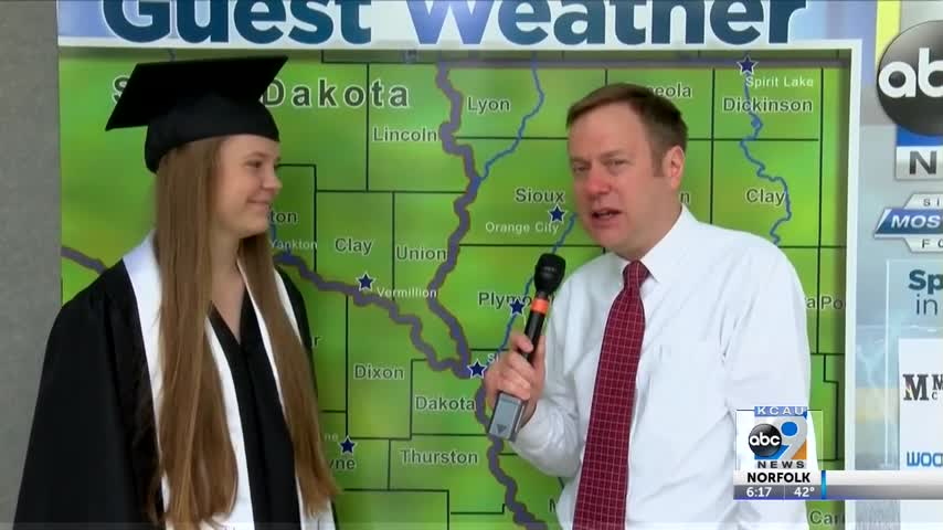 Best Of The Class Guest Weather 4/26/17