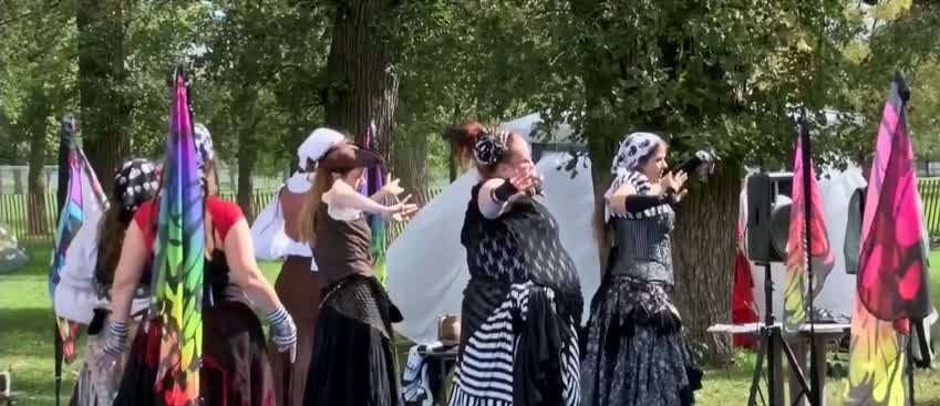 15th annual Riverssance Fest kicks off