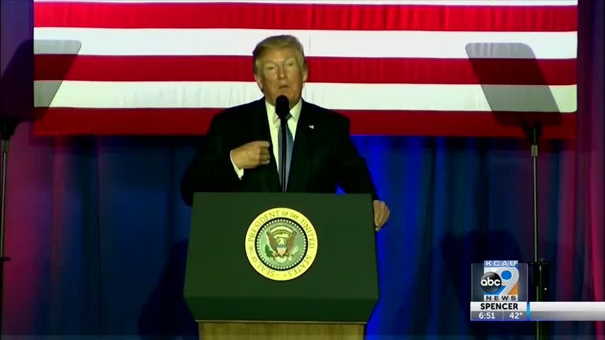 Trump GOP Tax Plan - 9/28/2017