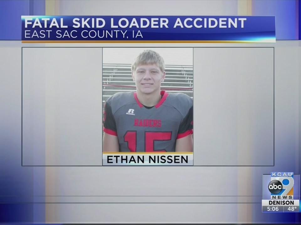 Fatal Skid Loader Accident