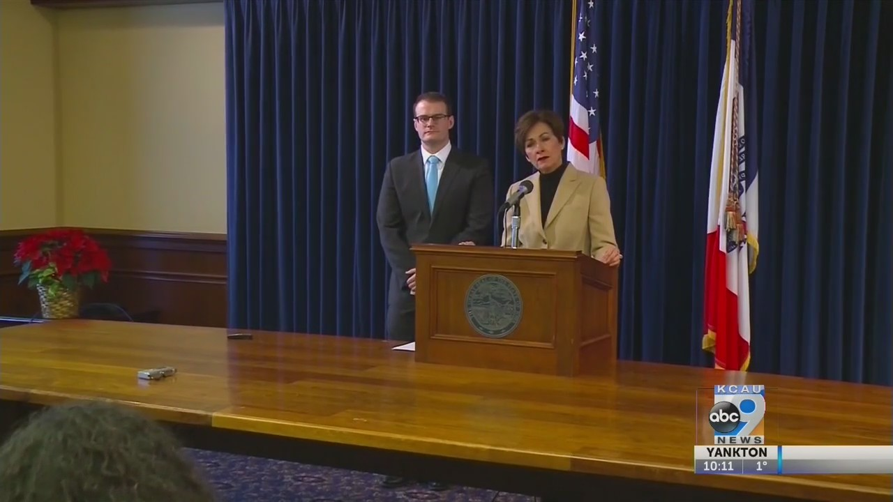 Iowa Governor considering work requirement for medicaid
