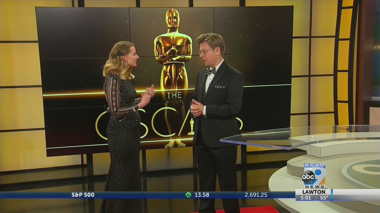 Oscars Special Night With Jenna And Bruce