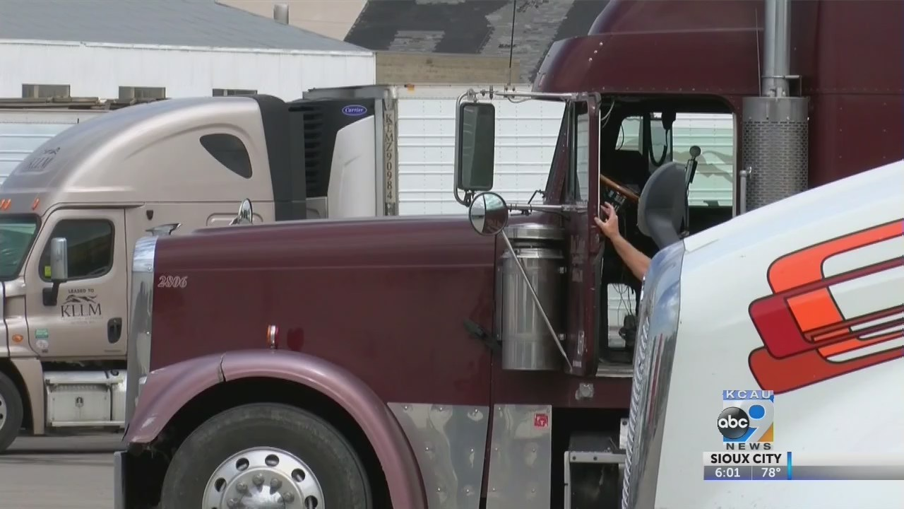 The United States Is Facing A Shortage Of Truck Drivers