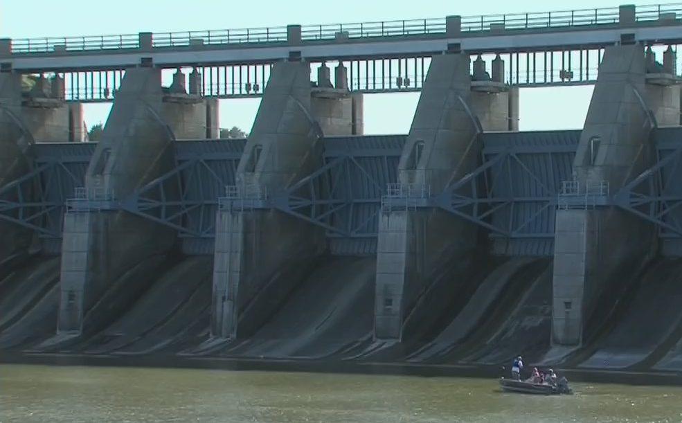 Gavins Point Dam releases increasing