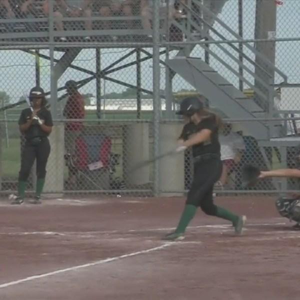 SB-L, A-W Fall Short at State Softball