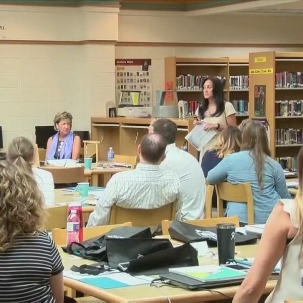 Sioux City Schools hires 60 new teachers
