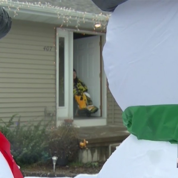 Christmas Comes Early For A Small Town In Iowa