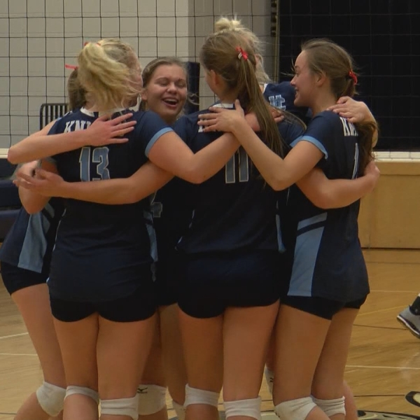 Regional volleyball from 10-22