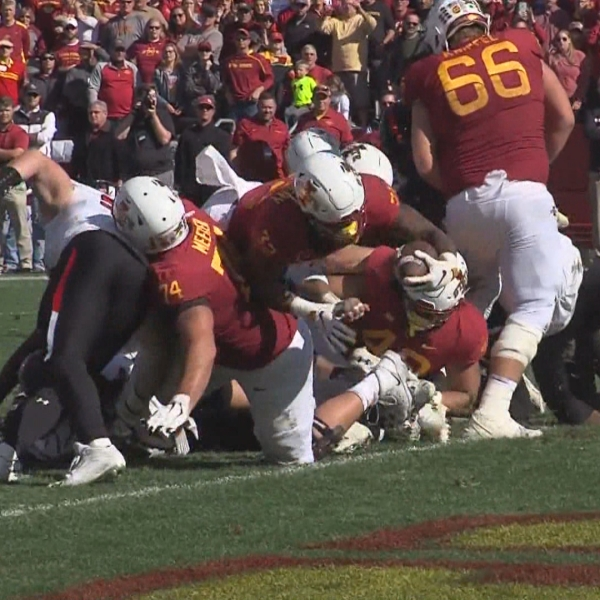 Iowa State beats Texas Tech