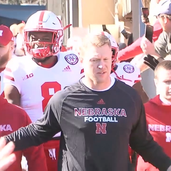 Frost still optimistic about Nebraska