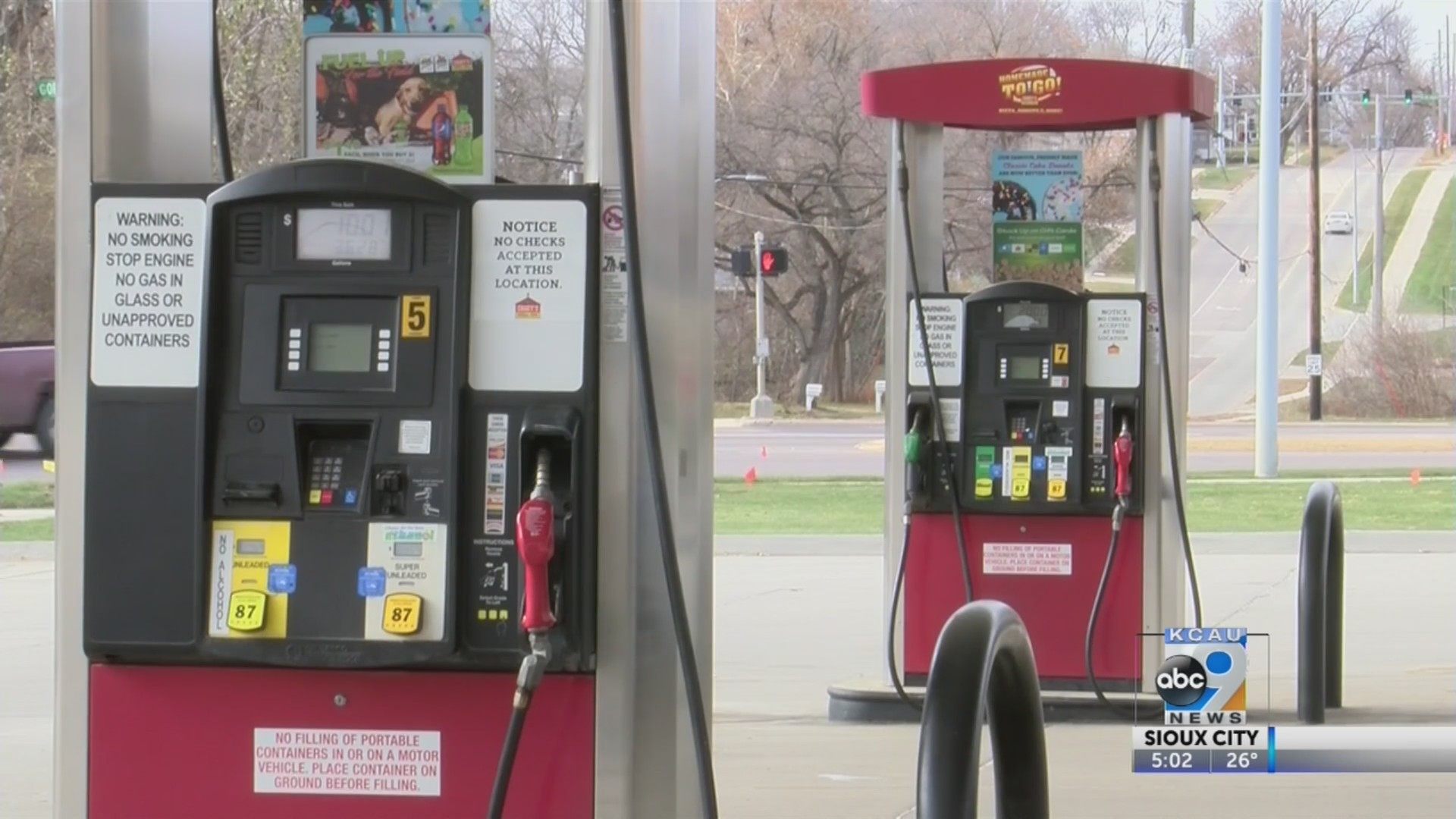 Gas Prices To Remain Low For Holiday