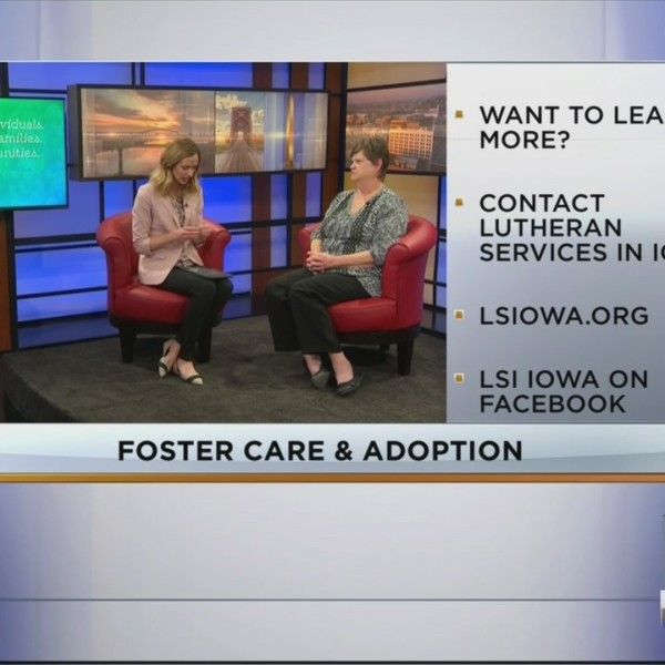 Interview For Foster Care & Adoption