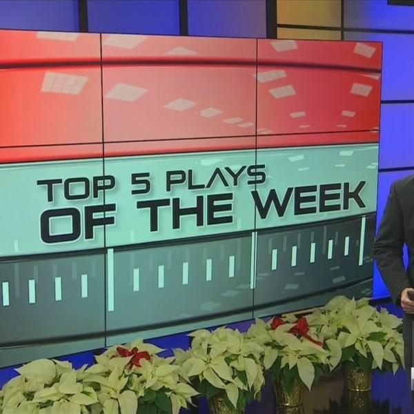 Jordan Furbee's Top 5 Plays at KCAU 9