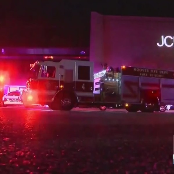 Mall Shooting Manhunt Continues