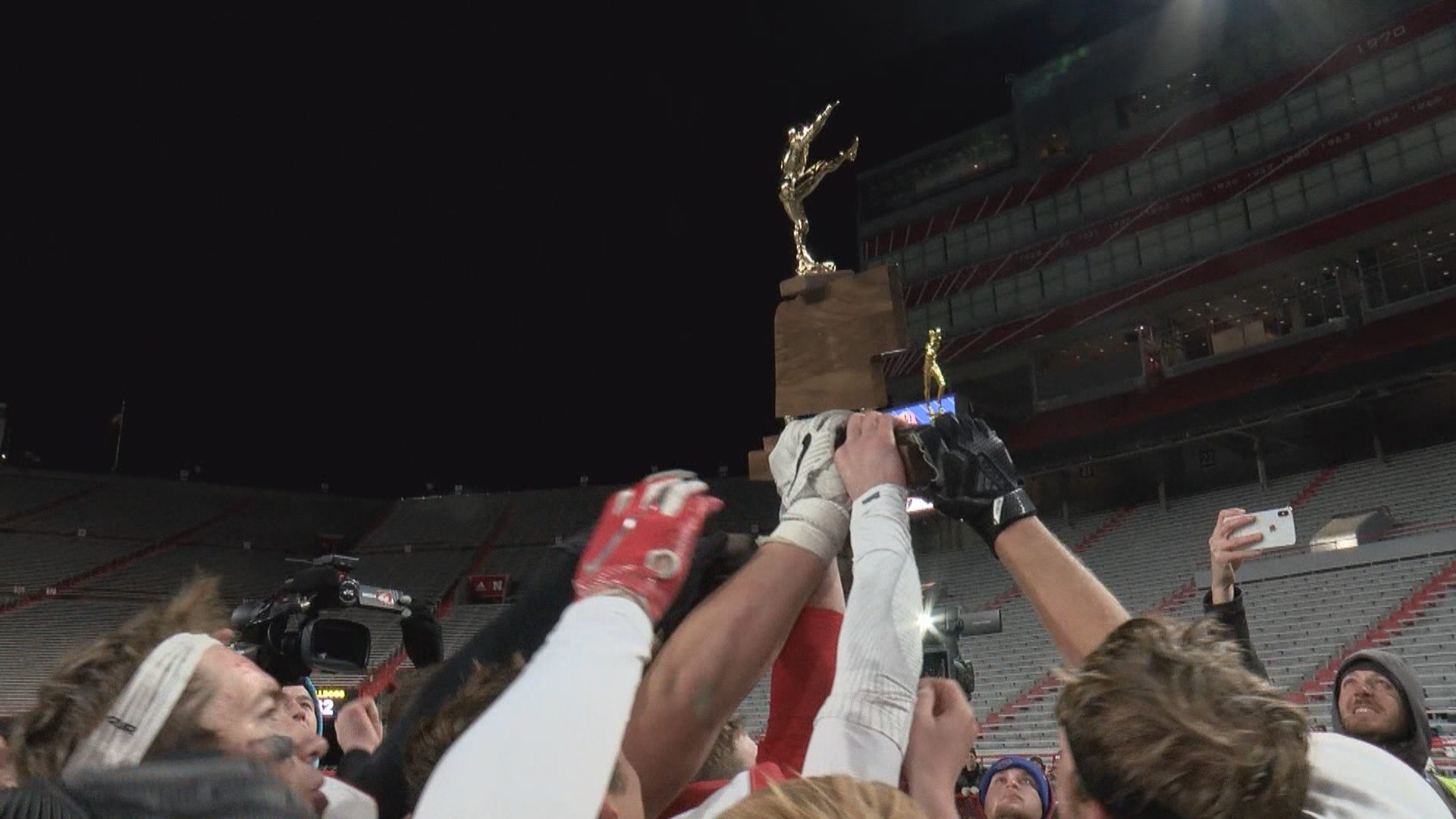Creighton Captures state title
