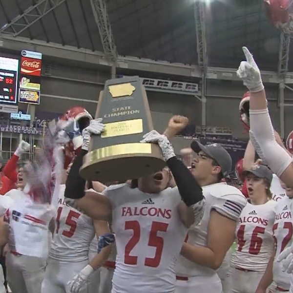 West Sioux wins title