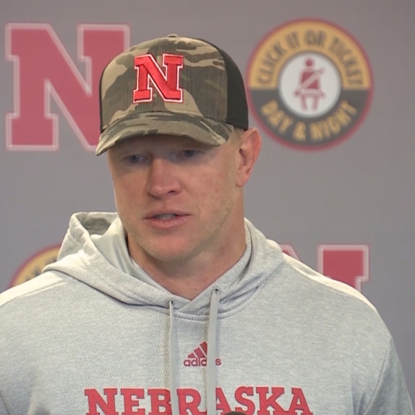 Scott Frost reactions from Saturday