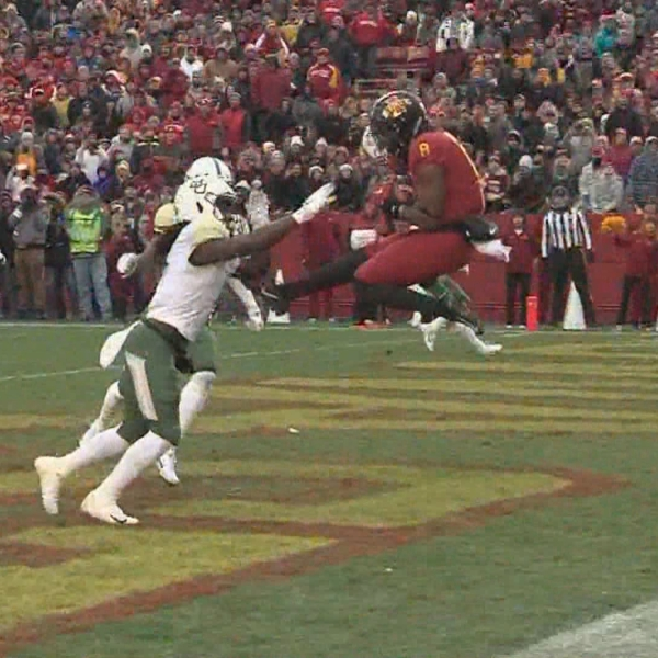 Iowa State beats Baylor