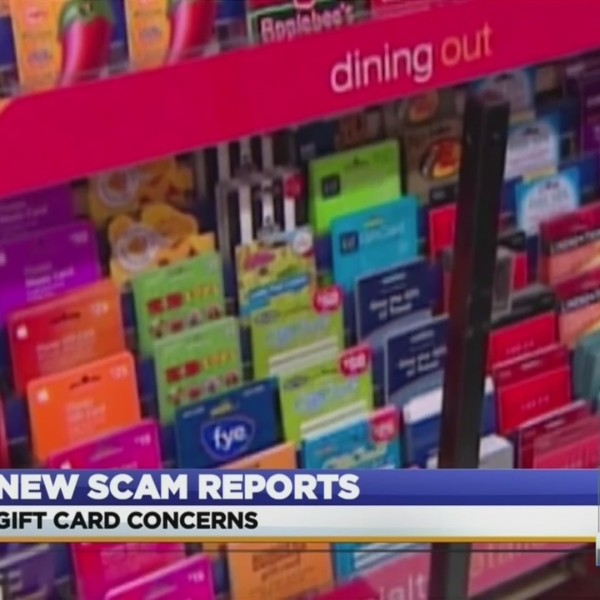 CyberSafe Parent: Gift Card Scams