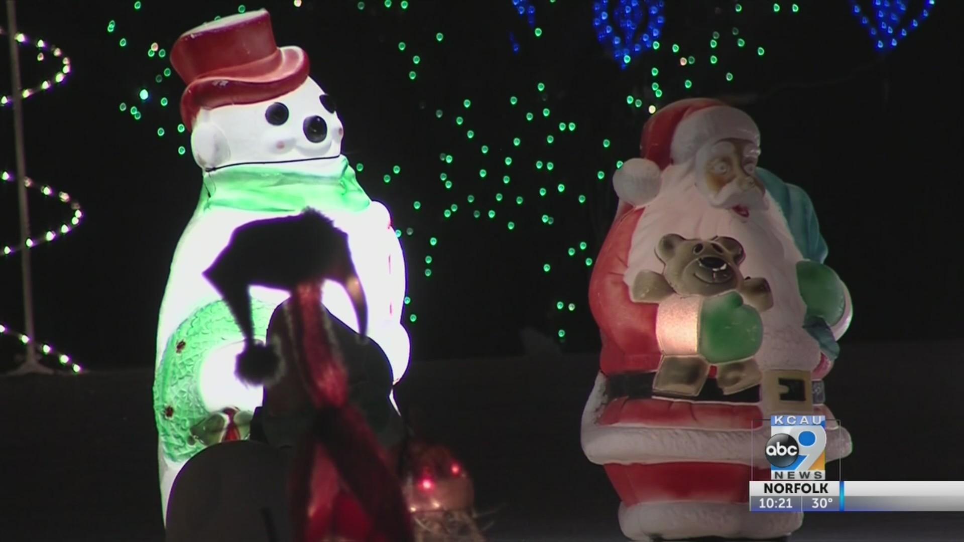 Tonight's Lights 12/12/2018