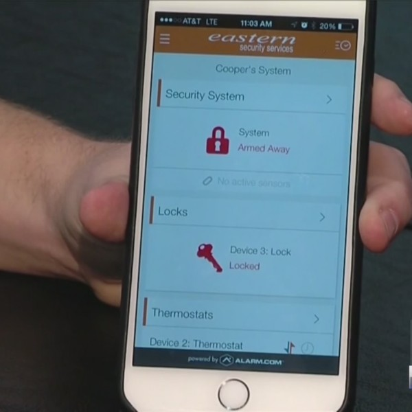 CyberSafe Parent: High Tech Alarm Systems At Home