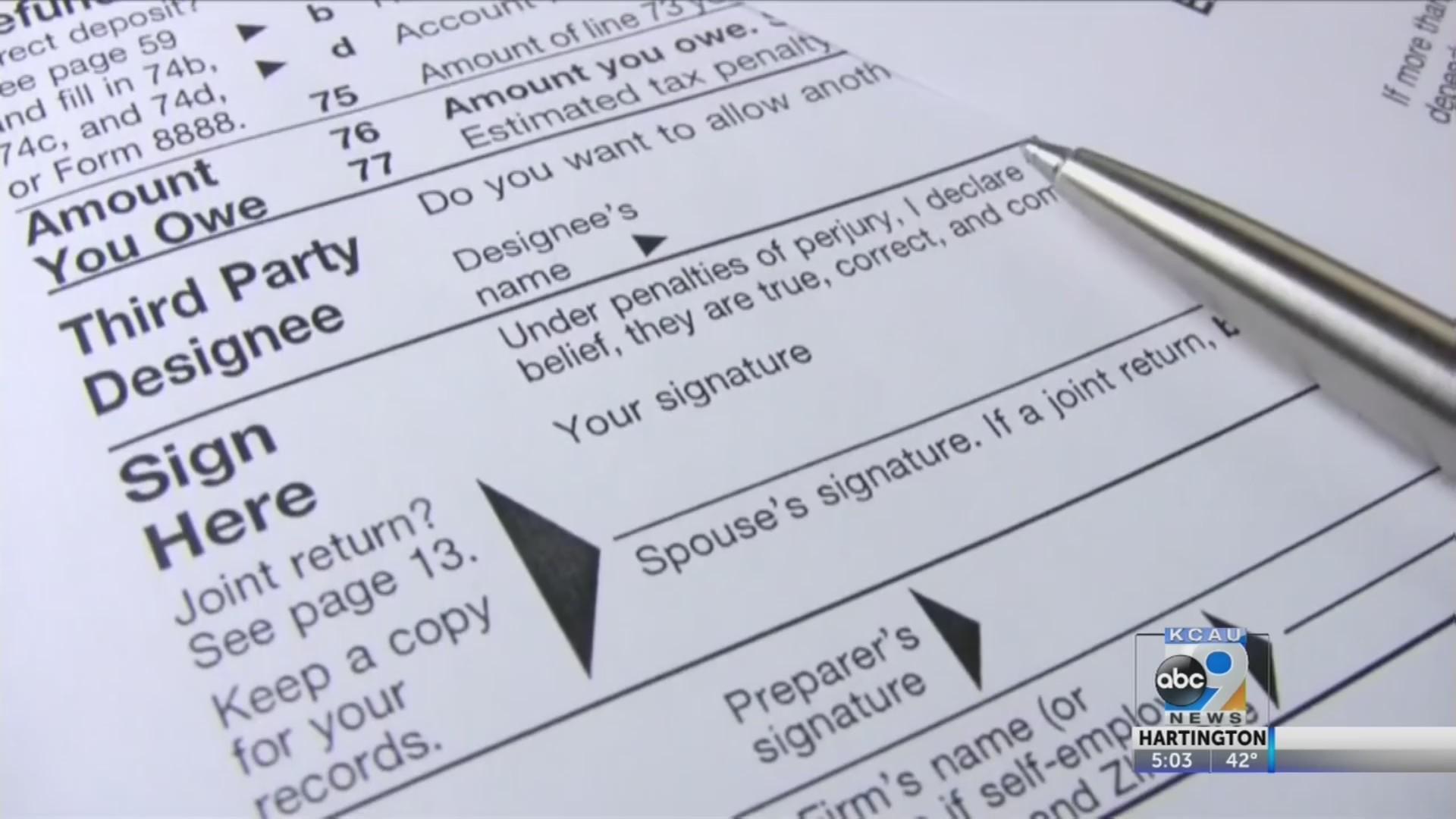 How Prolonged Shutdown Impacts Your Tax Returns