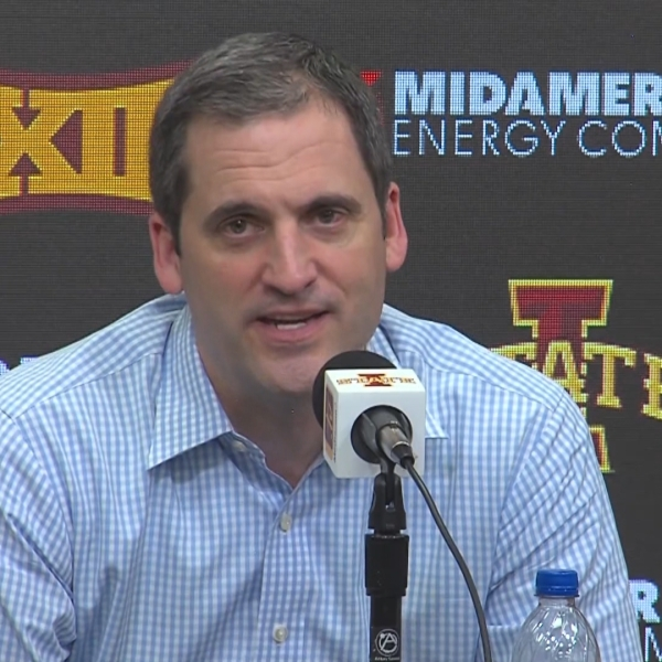 Iowa State looks to bounce back
