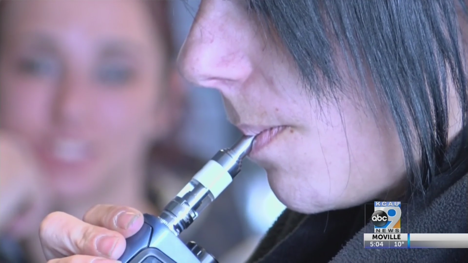 South Dakota Bill Could Ban Vaping in Public Places