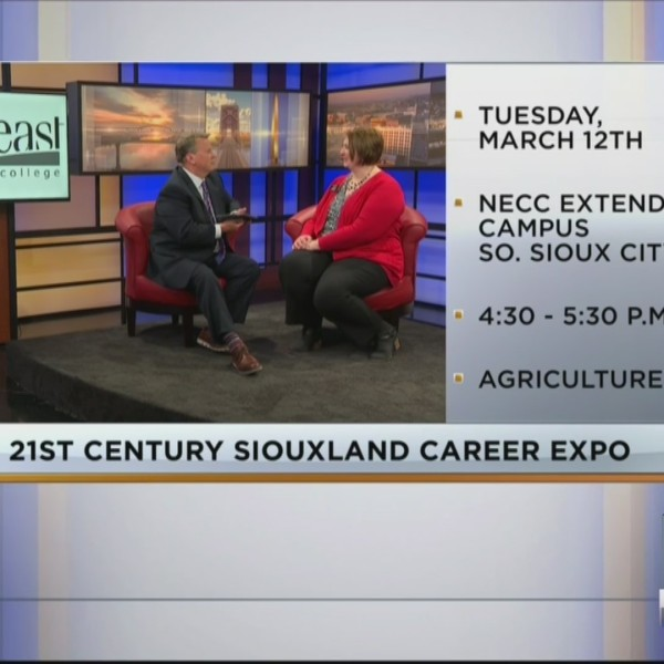 Interview For 21st Century Siouxland Career Expo