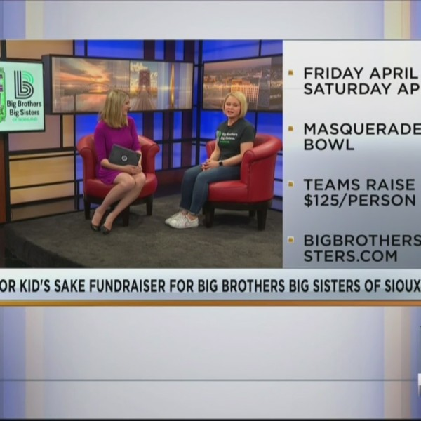 Interview For Bowl For Kid's Sake Fundraiser