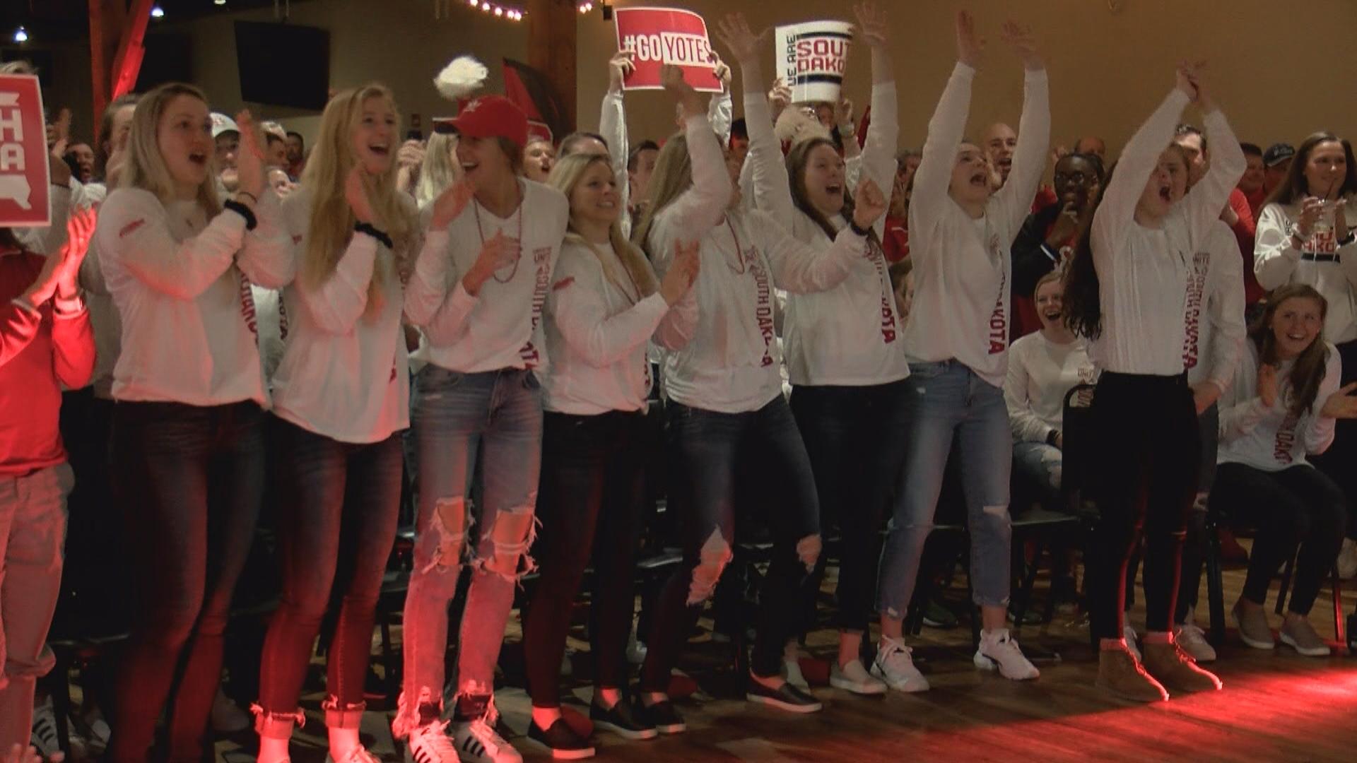 South Dakota earns NCAA spot