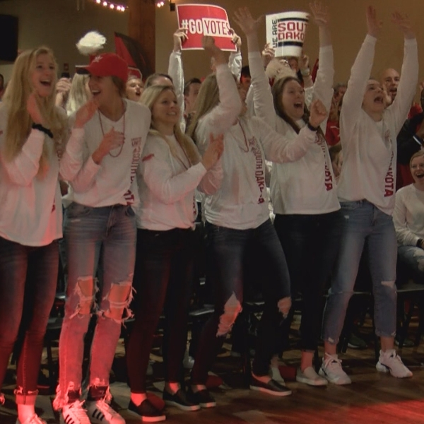 South Dakota earns NCAA spot