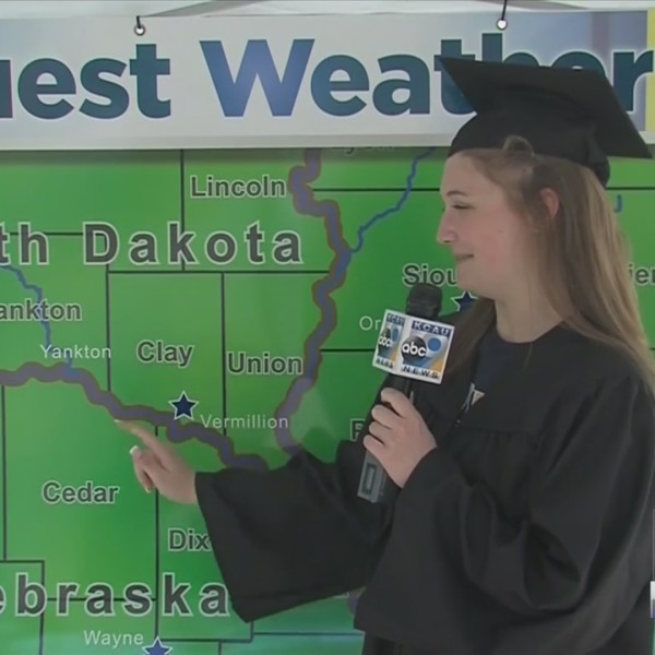Best of the Class Guest Weather - 5PM - 04/24/19