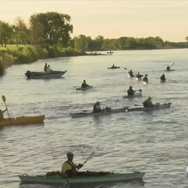 South Dakota Annual Kayak Challenge