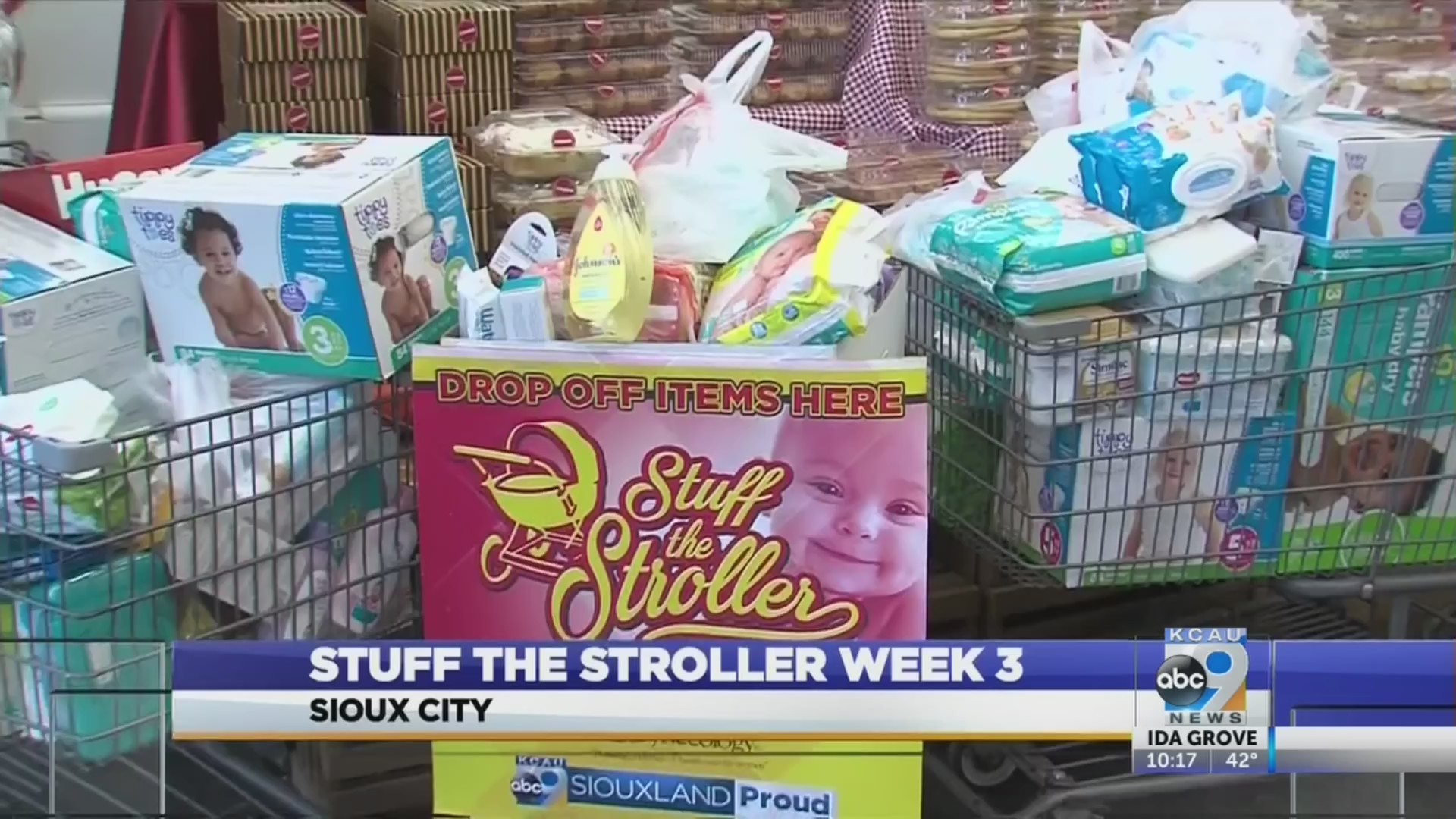 Stuff The Stroller Week 3