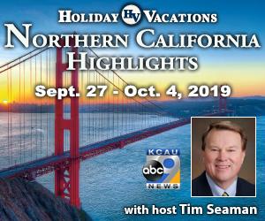 Northern California Highlights KCAU Tim Seamen