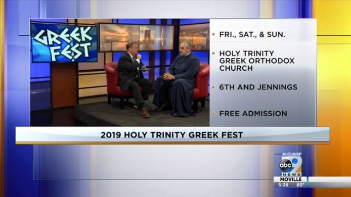 Days away from Holy Trinity Greek Fest 2019 | SiouxlandProud