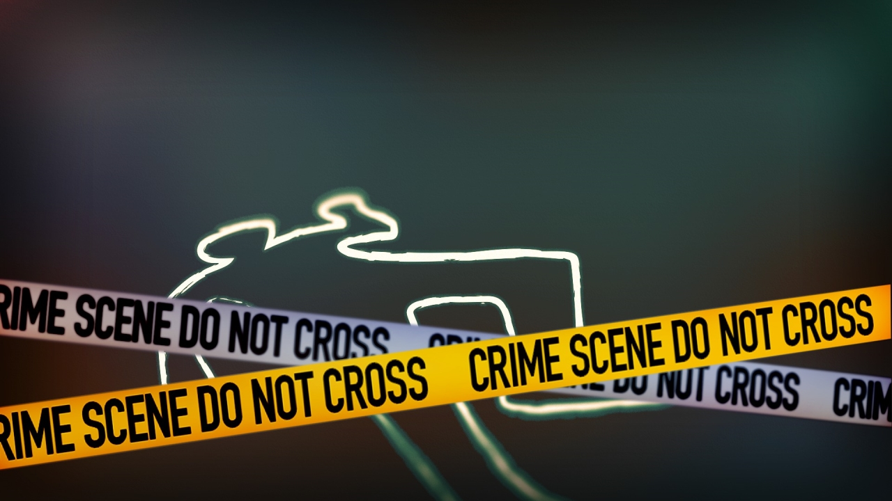 body found crime scene tape