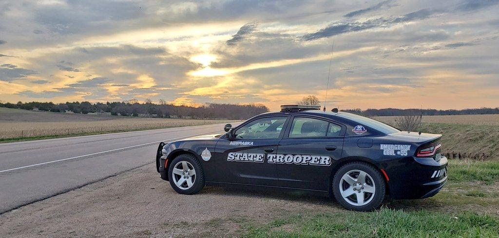 Nebraska State patrol, troopers, cop, cruiser