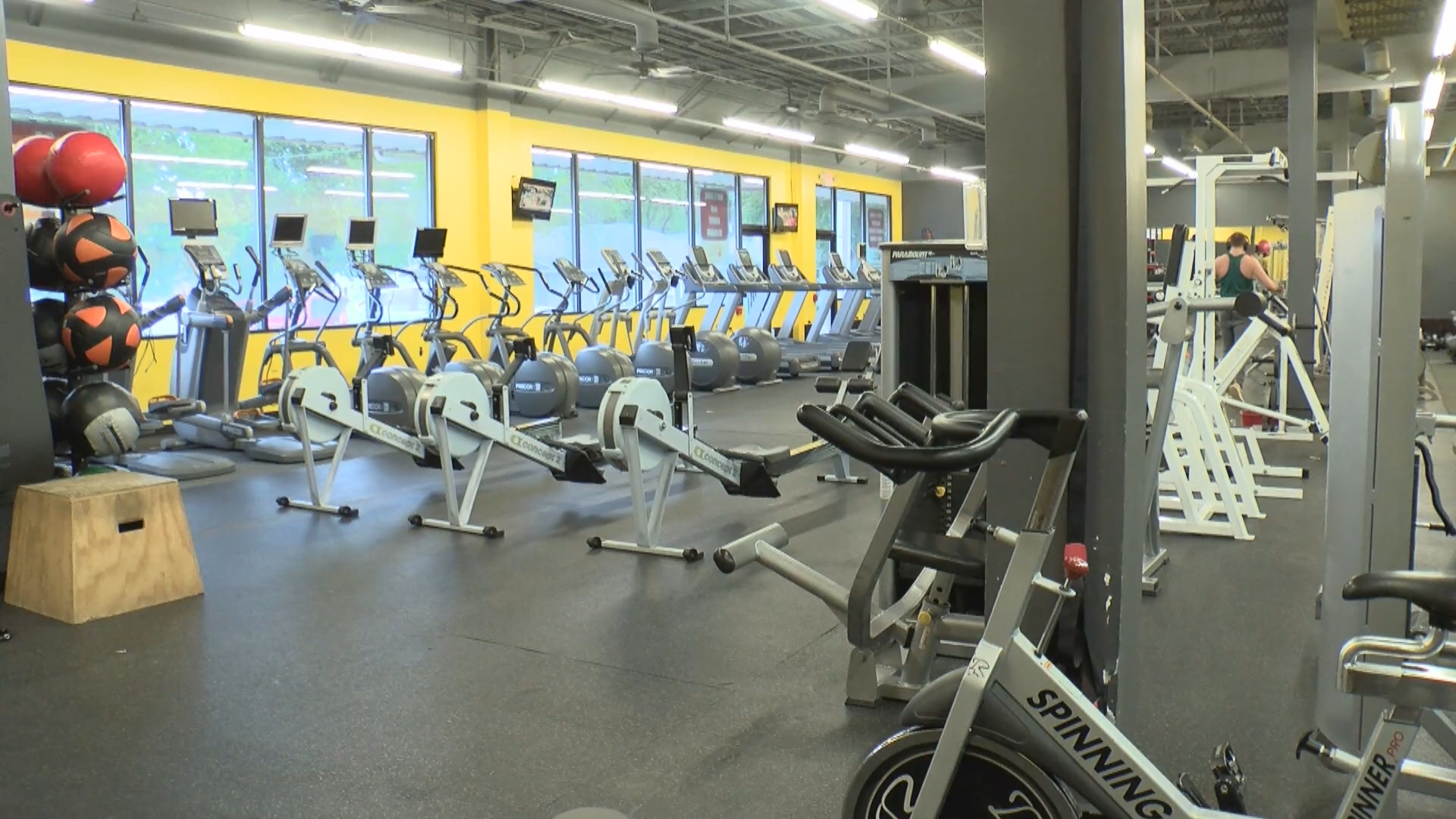 Sioux City Gyms Begin Reopening Siouxlandproud Sioux City Ia News Weather And Sports