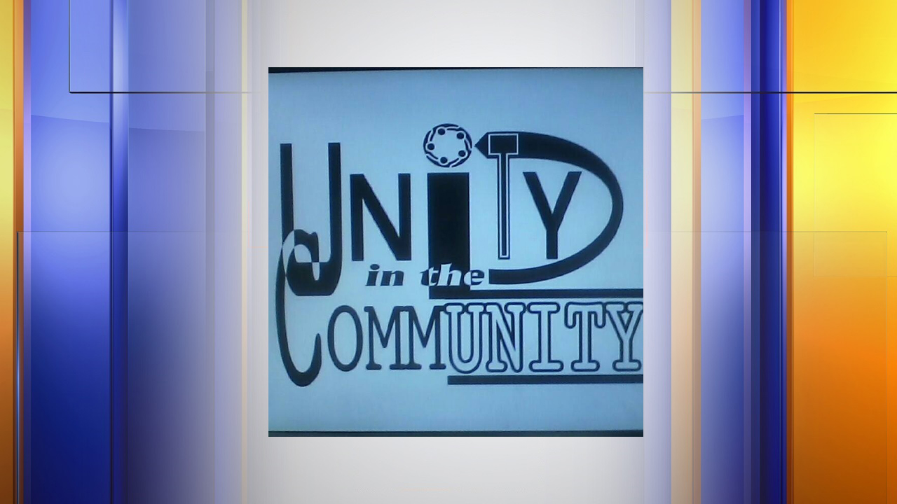 Sioux City Police Partners With Unity In The Community Siouxlandproud Sioux City Ia News Weather And Sports