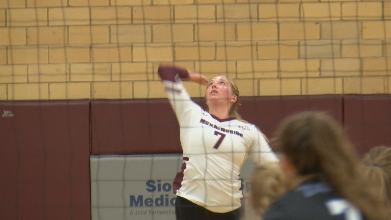 Morningside Volleyball Hoping To Turn The Corner After Rough Start Siouxlandproud Sioux City Ia News Weather And Sports