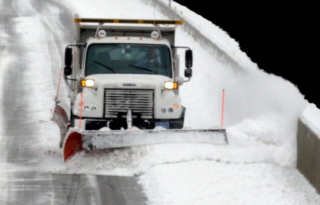 snow plow, ap,