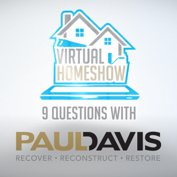 SiouxlandProud Virtual Homeshow with Paul Davis Restoration