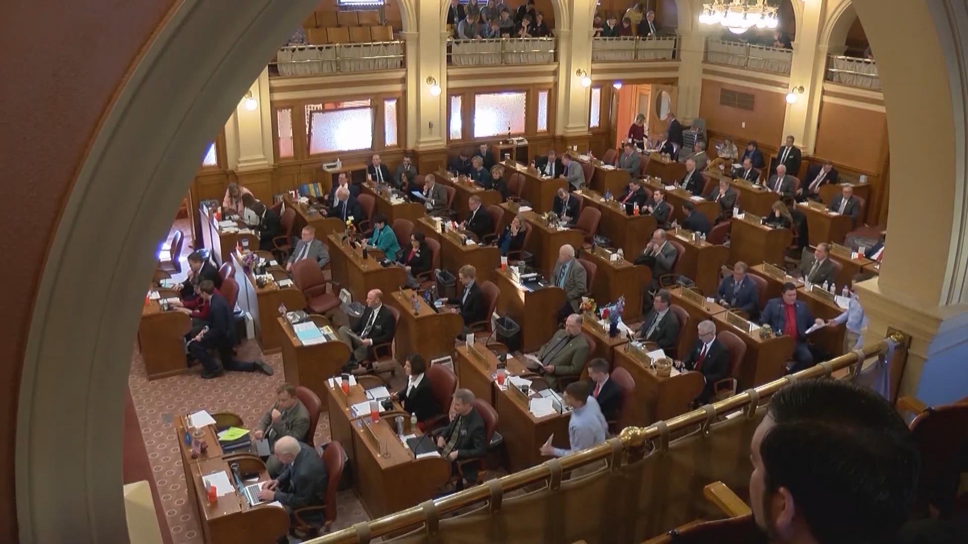 south dakota legislature